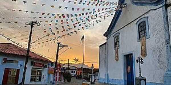 Imagens da cidade de Cananéia - SP