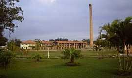Canas - Canas-SP-Antiga Cerâmica Progresso,hoje Centro cultural-Foto:Enivaldocruz