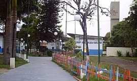 Canas - Canas-SP-Escola Professora Alice Vilela Galvão-Foto:Enivaldocruz