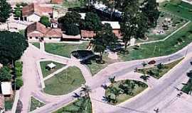 Canas - Canas-SP-Praça do Paço Municipal-Foto:Enivaldocruz