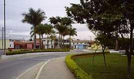 Canas - Canas-SP-Praça no centro-Foto:Enivaldocruz