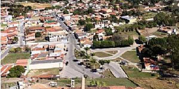 Canas-SP-Vista parcial da cidade-Foto:Enivaldocruz