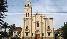 Cândido Mota - Igreja Matriz foto por Rubens da Silva Ramos