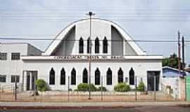 Cândido Mota - Igreja Evangélica foto por Rubens da Silva Ramos