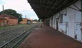 Cândido Mota - Estação Ferroviária por PC Felizardo