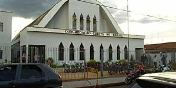 CCB Cândido Mota - por Odair J  Santos