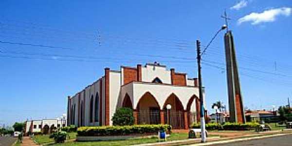 Santuário de Santa Clara - Cândido Mota/SP - Por Fabio Vasconcelos