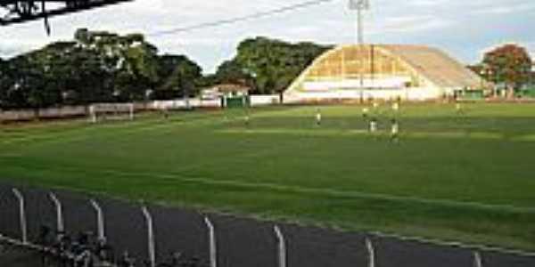 Estádio Benedito Pires de Cândido Mota-SP-Foto:PC Felizardo