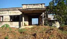 Cândido Rodrigues - Antiga Estação Ferroviária-Foto:darleiteixeira
