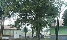 Canitar - Pátio da Prefeitura Municipal-Foto:Ili Mitai