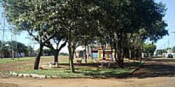 Praça-Foto:Ili Mitai