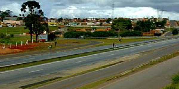 Capão Bonito-SP-Vista da Vila Aparecida-Foto:Arnaldo Hayase