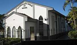 Capela do Alto - Capela do Alto-SP-Igreja da Congrega��o Crist� do Brasil-Foto:RUBENS OFICIAL.
