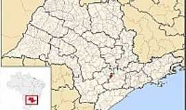 Capela do Alto - Capela do Alto-SP-Mapa de Localiza��o-Foto:Wikipedia