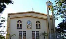 Capela do Alto - Capela do Alto-SP-Matriz de São Francisco-Foto:Vicente A. Queiroz