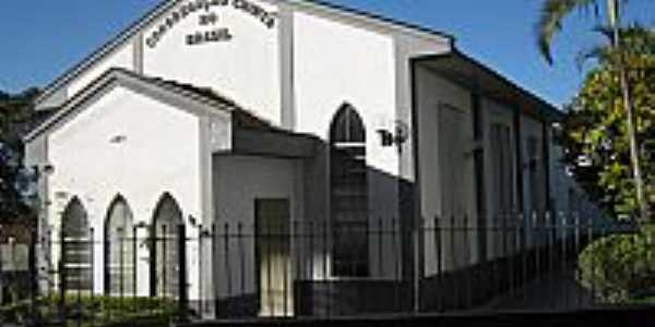 Capela do Alto-SP-Igreja da Congregação Cristã do Brasil-Foto:RUBENS OFICIAL.