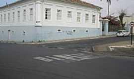Capivari - Casar�o onde se hospedou o Imperador D.Pedro em Capivari-Foto:Rubens de Souza