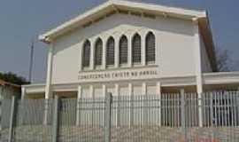 Capivari - Igreja da Congregação Cristã do Brasil-Foto:Jose Carlos Quiletti