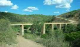 Paripiranga - ponte do rio vasa barris, Por jocival (val)