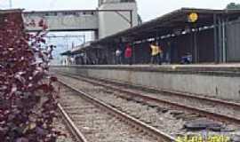 Capuava - Estação Capuava-Foto:charles s.m.
