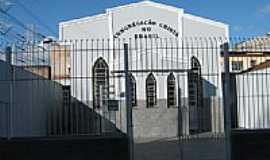 Capuava - Igreja da Congregação Cristã do Brasil-Foto:Paulo David