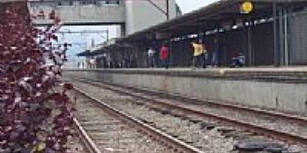Estação Capuava-Foto:charles s.m.