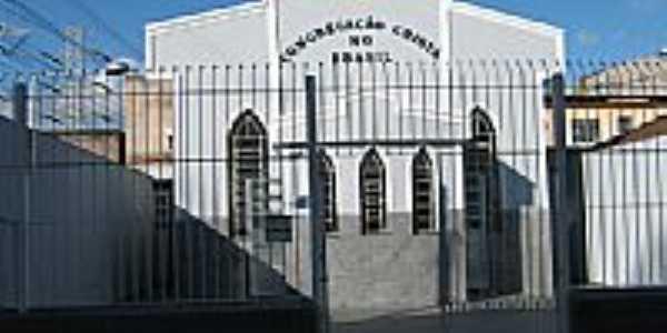 Igreja da Congregação Cristã do Brasil-Foto:Paulo David