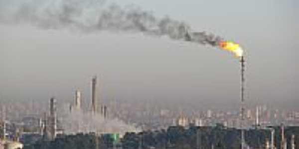 Refinaria Petroquímica-Foto:rogercm