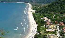 Caraguatatuba - Praia de Guaec� em Caraguatatuba-SP