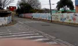 Carapicuíba - E. E. Profa. Didita Cardoso Alves, Por Antonio Cícero da Silva - Águia