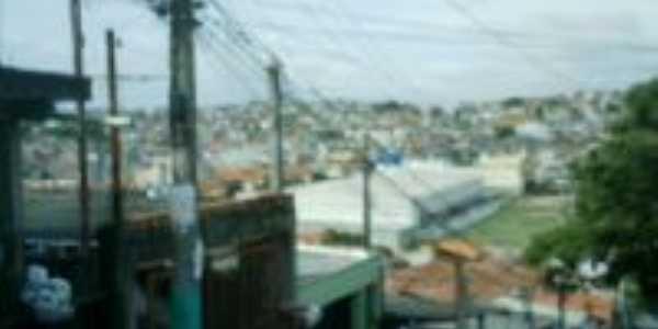 Vista parcial da cidade, Por Antonio Cícero da Silva(Águia)