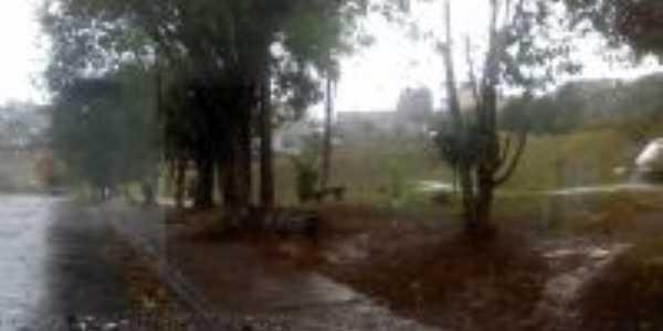 Parque Jandaia, Por Antonio Cícero da Silva(Águia)