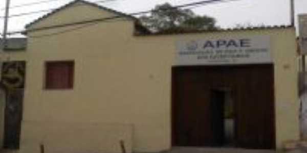APAE - Carapicuíba, Por Antonio Cícero da Silva(Águia)