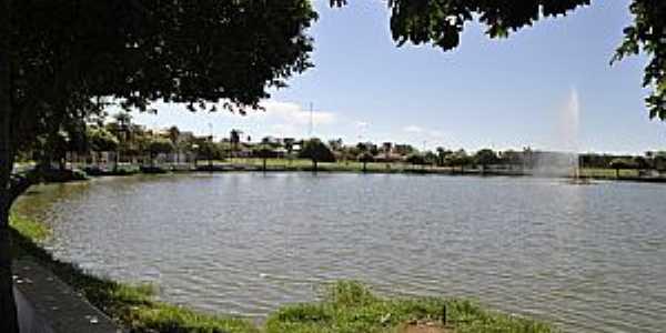 Lagoa Hygino Zampronha.