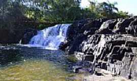 C�ssia dos Coqueiros - Cachoeira do Cubat�o.