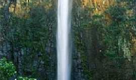 Cássia dos Coqueiros - Cachoeira Itambé, por Zekinha.
