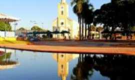 Castilho - Igreja São José, Praça da Matriz, Por Raka Consuelo