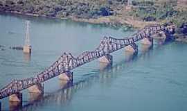 Castilho - Ponte ferroviária