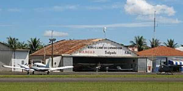 Catanduva-SP-Aeroclube da cidade-Foto:André Bonacin