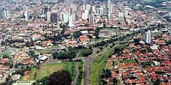 Catanduva-SP-Vista aérea da cidade-Foto:Mauro Luiz Benedito