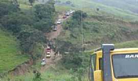 Catucaba - Rota entre Catucaba e Cunha-Foto:FERNANDO NEUMANN