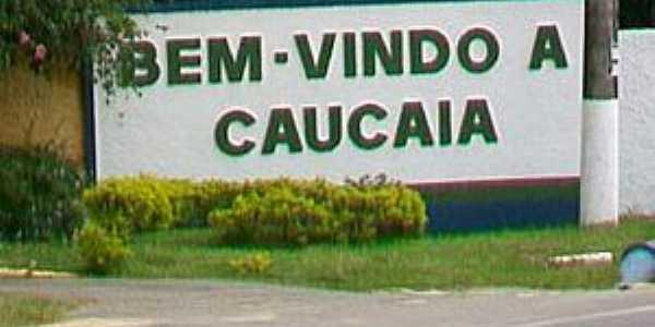 Bem vindo à Caucaia do Alto - SP