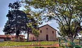 Cerqueira César - Capela de São Francisco de Sales no Bairro Macuco-Foto:fotomarco3d