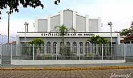 Cerqueira César - Igreja da Congregação Cristã do Brasil-Foto:fotomarco3d