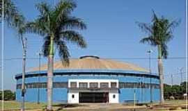 Cerquilho - Cerquilho-SP-Ginásio de Esportes Municipal Mário Pilon-Foto:Fábio Barros