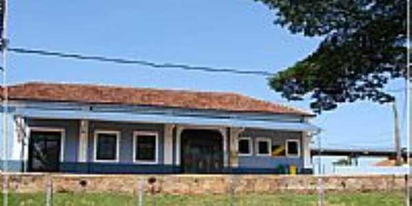 Cerquilho-SP-Antiga Estação Ferroviária-Foto:Fábio Barros