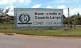Cesário Lange -