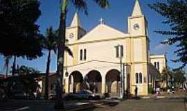 Cesário Lange - Igreja Santa Cruz foto João Savioli
