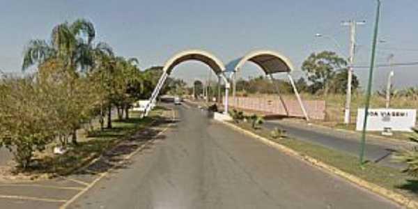 Portal de Entrada de Charqueada - SP