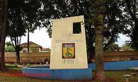 Chavantes - Chavantes-SP-Memorial na Praça dos Expedicionários-Foto:Carlos César Antunes